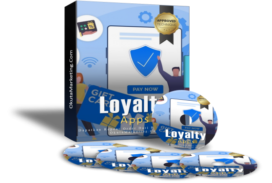 Loyalty Apps - Dapatkan Repeat Order Dari Pelanggan Setia