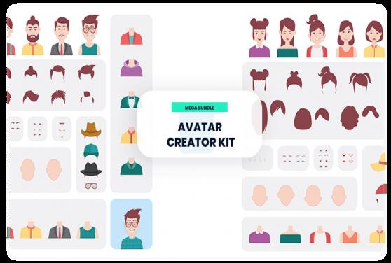 Avatar Creator Kit