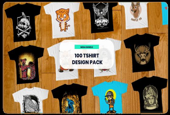 100 Desain Kaos