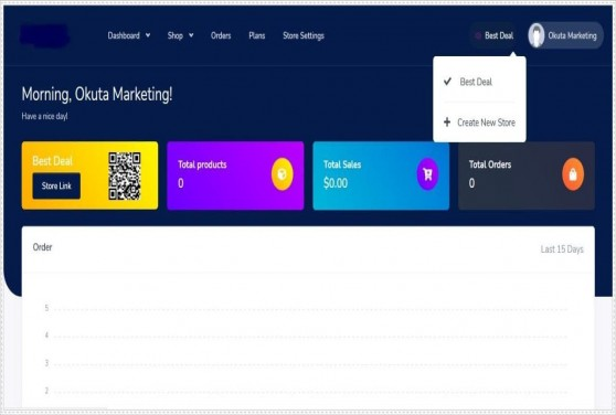 Aplikasi Website Toko Online